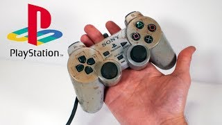 restoring-the-original-dualshock-for-my-restored-playstation-1-retro-console-restoration-repair