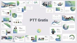 Gambar cover Download Template PPT Gratis