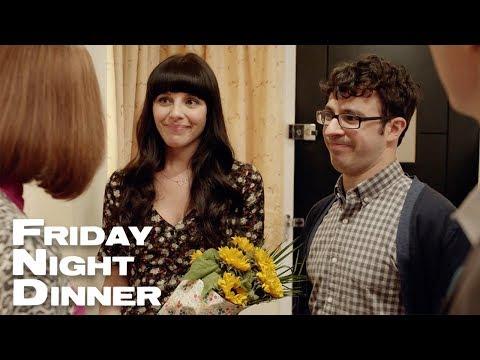 Meeting Adam's Girlfriend   Friday Night Dinner