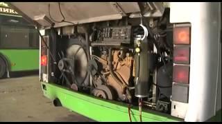 Обслуживание автобуса по технологиям BG(Накопление карбоновых отложений и слоев нагара в топливной системе дизельного двигателя увеличивает расх..., 2014-10-28T05:43:29.000Z)