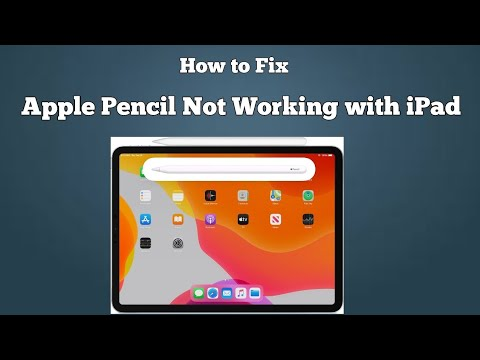 apple pencil working fixes