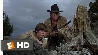 True Grit (6/9) Movie CLIP - Looking Back Is a Bad Habit (1969) HD