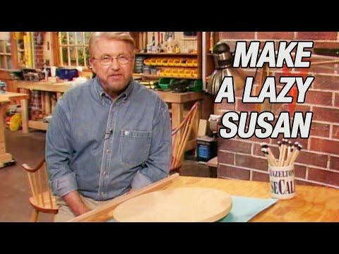 Make a Lazy Susan
