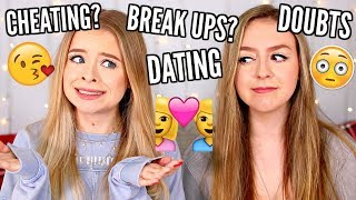 LIFE ADVICE WITH MY BEST FRIEND- BREAK UPS, CHEATING, MOVING ON, FRIENDSHIPS etc | sophdoesnails