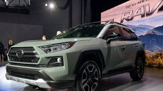 COOL.. 2019 Toyota RAV4 Preview FirstLook