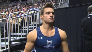 2014 P&G Gymnastics Championships - Sr. Men - Day 2 (NBC Broadcast)