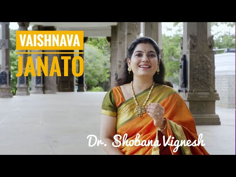 Vaishnav Janato by Dr. Shobana Vignesh