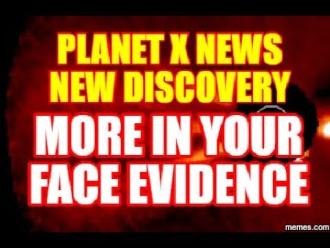 LIVE STREAM NEW PLANET X DISCOVERY - MORE IN YOUR FACE EVIDENCE! 9/15/2017