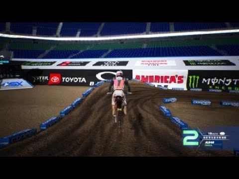 Monster Energy Supercross - The Official Videogame 4 Surprise Sx |