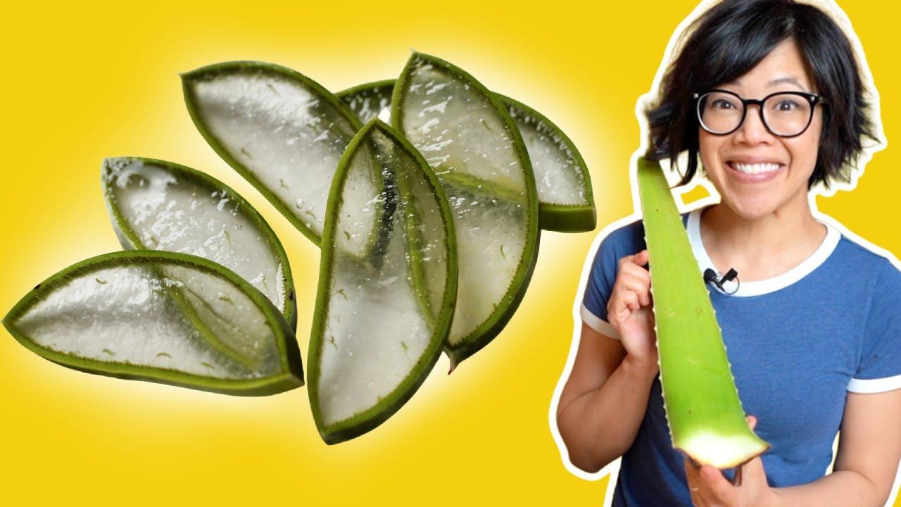 Crystal CLEAR Aloe Vera's Latex Smells Like ARMPITS | Fruity Fruits