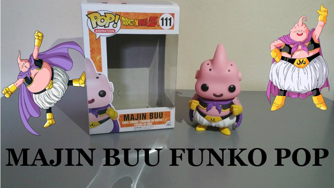 Majin Buu Dragonball Z Funko POP Vinyl