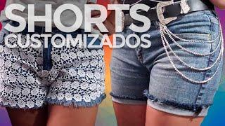 Veja Como Customizar Shorts Para o Verão