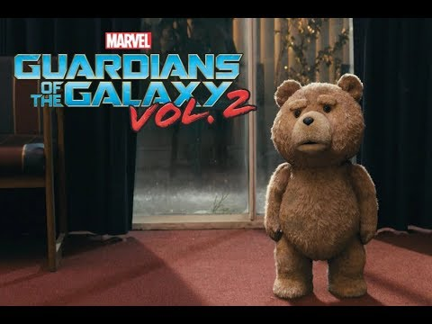 Ted Guardians Of The Galaxy style! Mr  Blue Sky