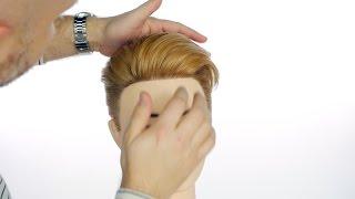 видео Как сделать причёску джастина бибера 2016