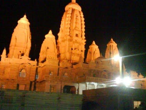 J K Temple, Kanpur | Krishna Janmashtmi vlog | Shark Riders