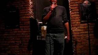 Simon Mclongcock stand-up DK @ open mic le bar bat aalborg 20/1-10 part 1