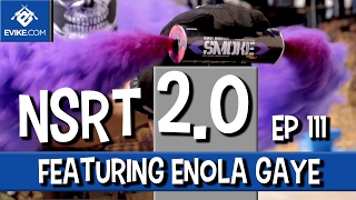 "Airsoft ""Not So Round Table"" Ep.111 - NSRT 2.0!!! Featuring Enola Gaye  - Airsoft Evike.com"