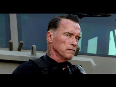 First Trailer for Arnold Schwarzenegger's SABOTAGE - AMC ...  First Trailer f...