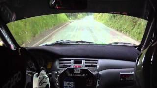 James Grint & Steve Greenhill SS8 Manx National Rally 2011
