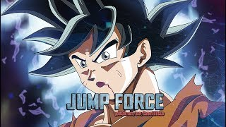 Jump force all new characters transformations