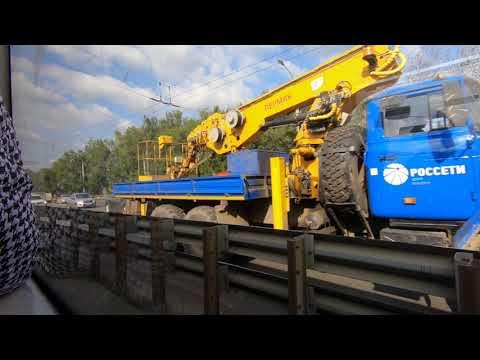 Ярославль, маршрут 7: 71-619КТ, №33 / Yaroslavl Tram, Route 7: 71-619KT