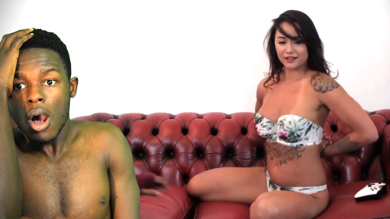 naked hot girl touching herself