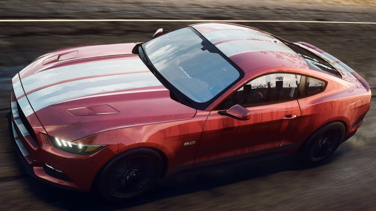 Need for Speed Rivals gets free 2015 Ford Mustang DLC - Polygon