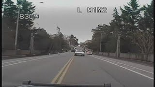 SPD releases video of Amber alert chase