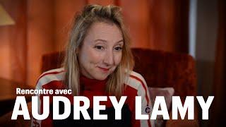 """Audrey Lamy : """"Le dernier film qui m'a fait pleurer ? 'Les Invisibles'…"""""""