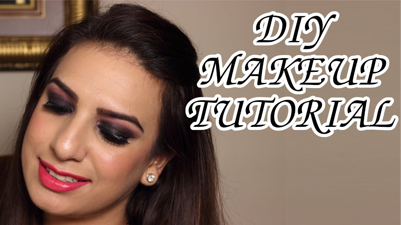 Makeup Tutorial Getting Ready For