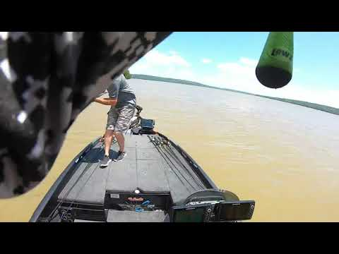 Mr Bass Of Arkansas 4th Stop  Lake Dardanelle