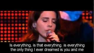 Bobby Womack ft. Lana Del Rey & Damon Albarn (Gorillaz, Blur) live in 2012 with lyrics