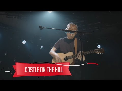 Ed Sheeran  Castle on the Hill  on the Honda Stage at the iHeartRadio Theater NY