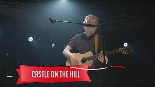 Ed Sheeran - Castle on the Hill (Live on the Honda Stage at the iHeartRadio Theater NY)
