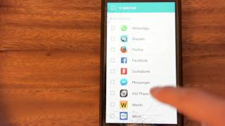 How to delete several apps at once on a Samsung Galaxy S4/S5/S6