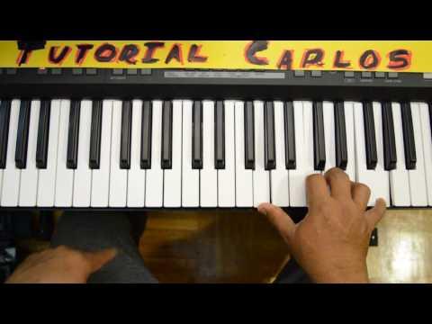 Hay libertad / There is Joy Art Aguilera - Tutorial Piano Carlos