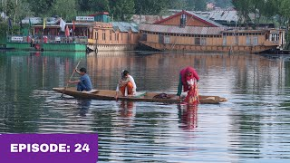 K to K /EP:24/ Dal lake Kashmir , കാശ്മീരിലെ ദാൽ തടാകത്തിലെ ബോട്ട് യാത്ര 😍