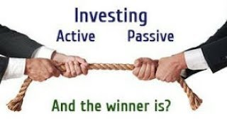 Passive Vs Active Investing - Which Is Better?