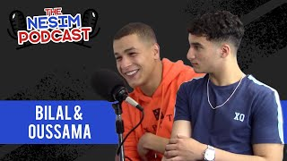 BILAL & OUSSAMA OVER MOCRO MAFIA 2, AUDITIES & GELD VERDIENEN! - NESIM PODCAST #20