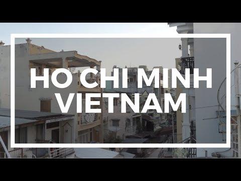 HO CHI MINH VLOG: Part 1