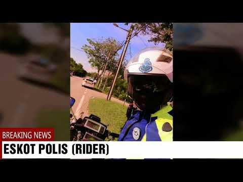 Eskot polis (Rider). my job story(m.asry)