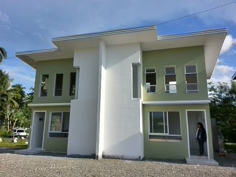 SOFIA Duplex Model House and Lot 15 Mins Away From City Proper Near Caraga State University