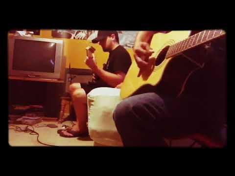 Fender Mustang improv solo (2013)