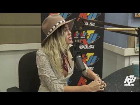 Thumbnail: Miley Cyrus Reveals The One Song Of Hers She Doesn't Like To Sing