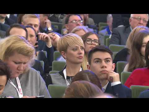 The Gaidar Forum 2018. The sustainability of economic growth in Russia and in the World