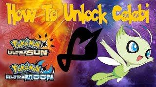 How To Unlock CELEBI in Pokemon Ultra Sun & Moon
