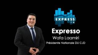 Wafa Laamiri - Expresso 05/12/2016