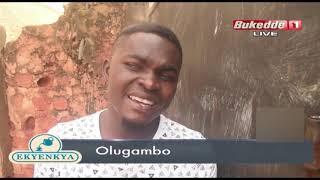 Ennyumba y'omugenzi Paul Kafeero etundiddwa bamulekwa. Olwatuuse ku by'okugabana ssente,