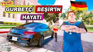 OKULUN İLK GÜNÜ KAVGA ETTİK - GTA 5 GURBETÇİ TÜRK'ÜN HAYATI
