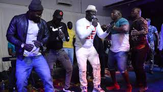 Raxaas Bercy  Gambie Pape Diouf et Bala Gaye 2 enflamme la salle de Pench Mi Hal